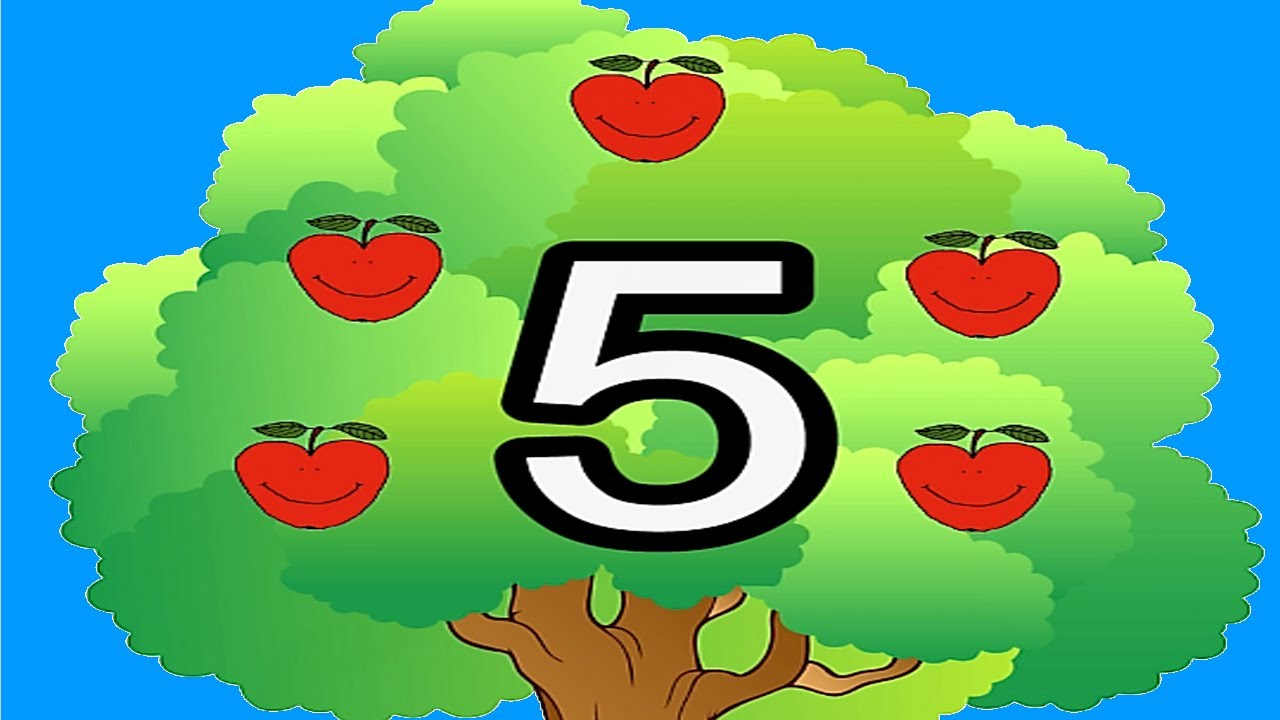 Way Up High in an Apple Tree - Apple Song for Kids - Children\'s Song ...