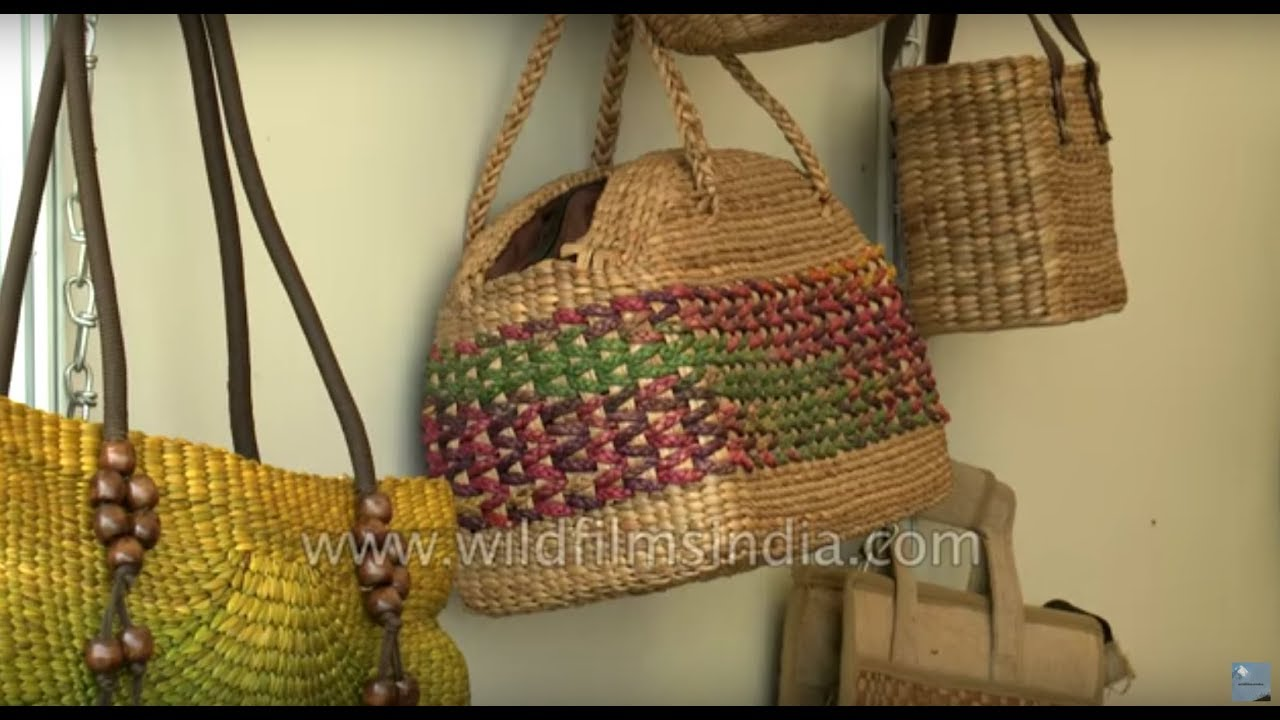 Handicrafts And Handloom Products From Northeast India Youtube