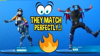 Fortnite Dances That Look Better With These Skins..! *FORTNITE SEASON 8 SOON*