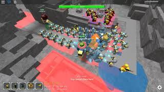 [ROBLOX] Tower Defense Simulator Beta WAVE 68 [INSANE MODE]