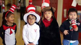 Dallas ISD students celebrate Dr. Seuss' Birthday