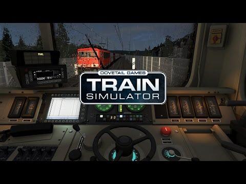 Train Simulator редактор