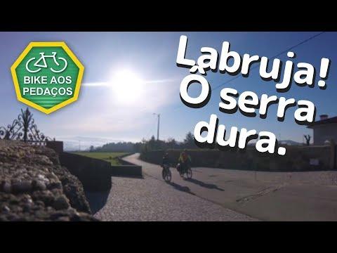 9º Ep. | 6º dia de pedal de Rabaçal para Rubiães na cicloviagem