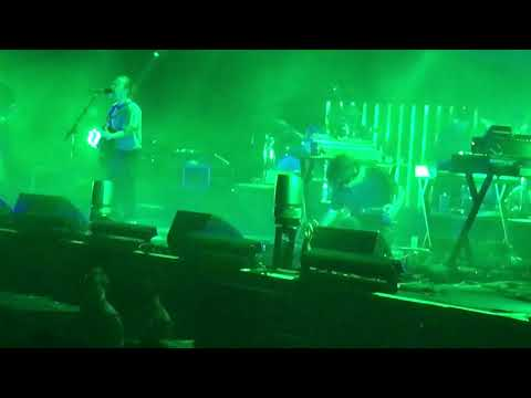 Radiohead Climbing up the Walls (Chicago 2018)