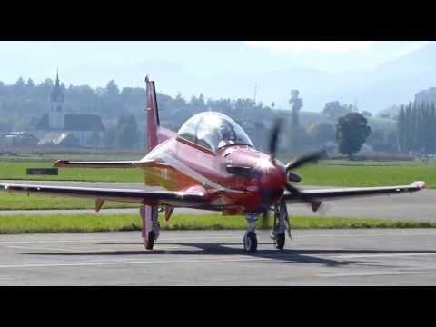 Pilatus PC-21 - Komplettes Programm