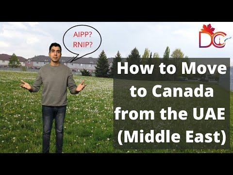 Move to Canada from Dubai (UAE) | DCC Immigration | Desi Cha