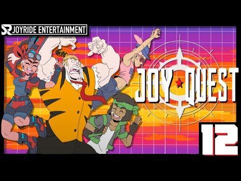 THE TALENT SHOW // JOY QUEST 12 (Dungeons & Dragons Show)