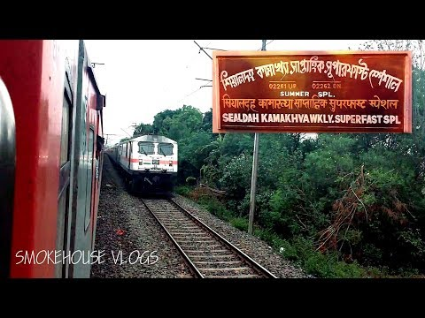 Train Vlog|Siliguri To Kolkata By AC SPECIAL