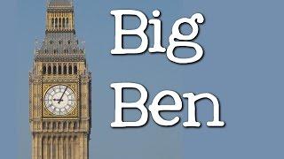 Big Ben for Kids:  Famous World Landmarks for Children - FreeSchool
