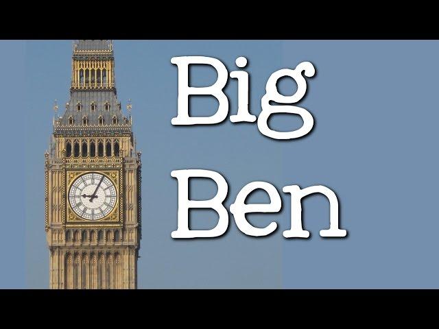 Big Ben Famous World Landmarks GTD