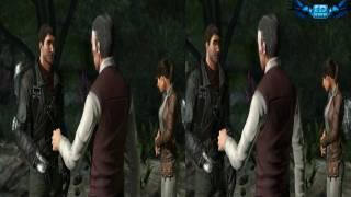 Dark Void PC Gameplay High Vs Low Comparison 1080p HD