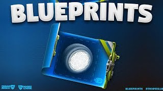 Everything You Need To Know About BLUEPRINTS On Rocket League
