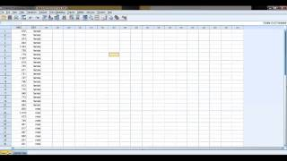 Mann-Whitney U test in SPSS using Legacy Dialogs