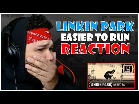 🎤 Hip-Hop Fan Reacts To Linkin Park - Easier To Run 🎸