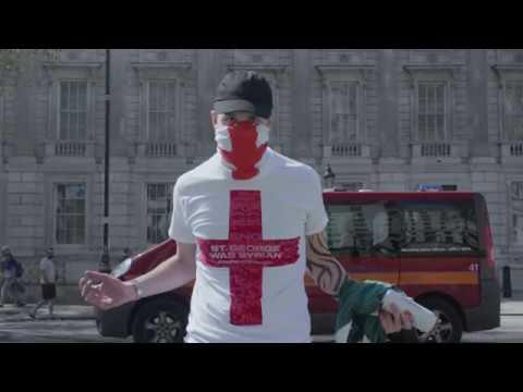Organisation tricks far right demonstrators into wearing diversity T-shirts