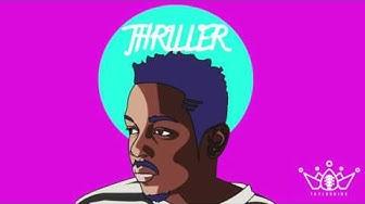 free kendrick lamar type beat  thriller ft big sean