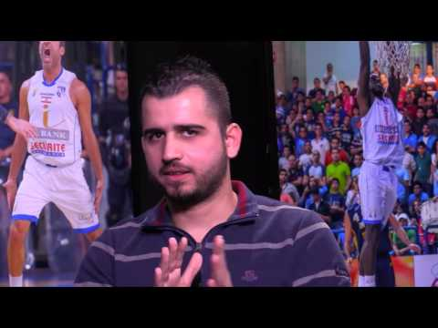 Coach Ghassan Sarkis - Wednesday 16 December 2015