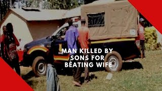 Man killed by sons for beating wife over sex