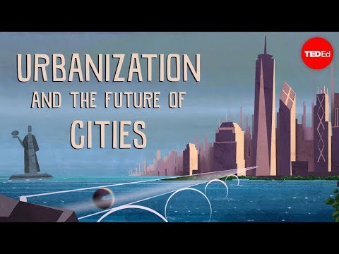 Video image: Urbanization and the evolution of cities across 10,000 years - Vance Kite