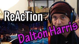 Reaction Dalton Harris California Dreaming // X Factor