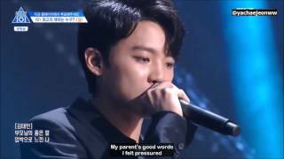 [ENG SUB] PRODUCE101 Season 2 EP.6 | Fear Team Performance cut 3/4