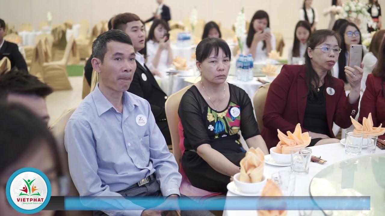 Lễ liên hoan chia tay du học sinh Việt Phát