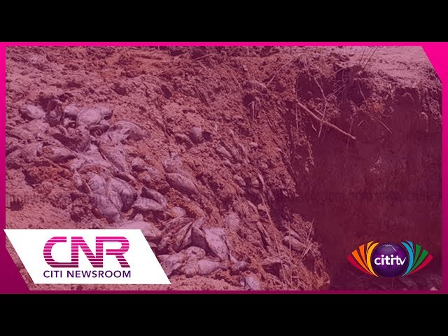 CNR Daily: Food shortage looms in the north because of floods; Madina Hospital to open in November