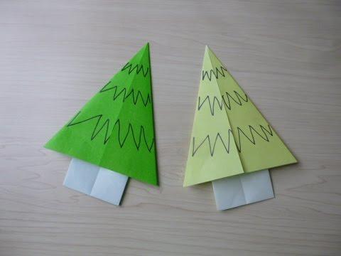 ハート 折り紙 木 折り紙 : youtube.com