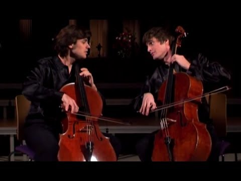 2CELLOS - Shostakovich: Prelude [LIVE VIDEO]