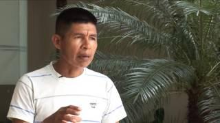 Diálogos de Tenencia, Perú: Richard Rubio
