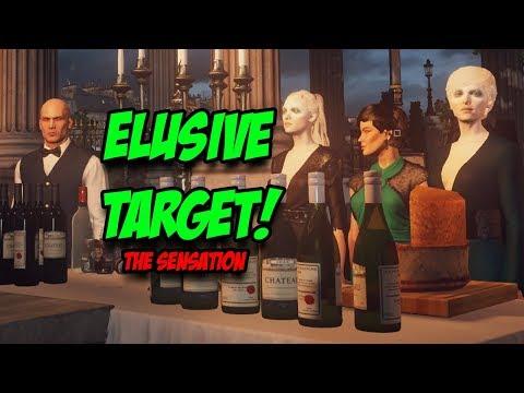 THE SENSATION! - Hitman Elusive Target (+ bonus Sub contract)