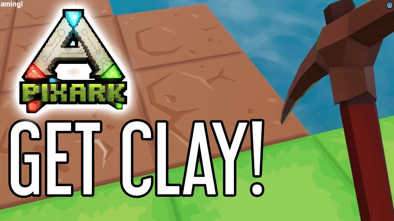 how to get clay in blockheads