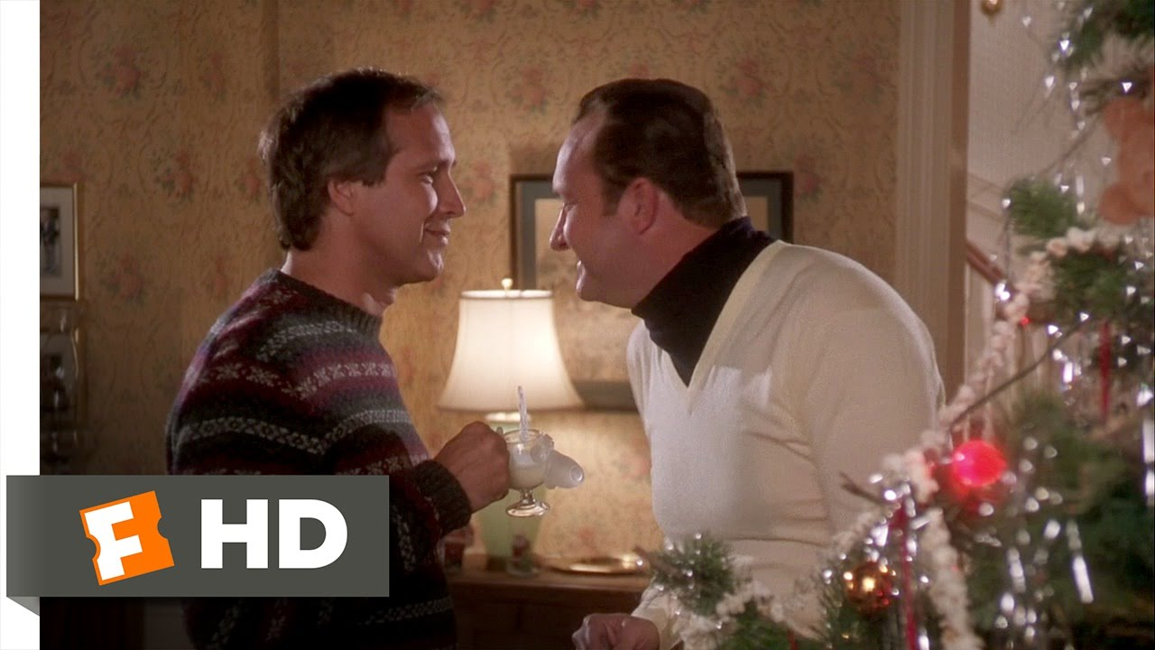 Randy Quaid Christmas Vacation.Cousin Eddie And Snot Christmas Vacation 5 10 Movie Clip 1989 Hd