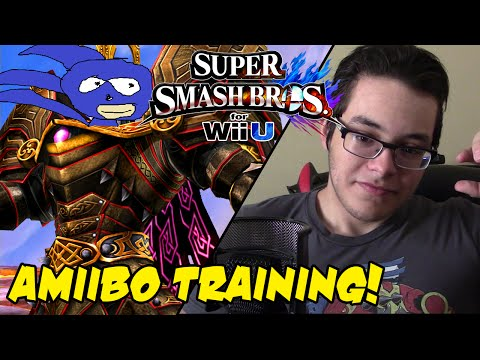 WHEN WILL HE WIN? | Sonic Amiibo Training #3