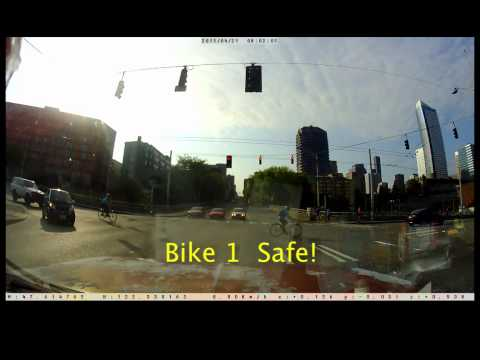 Bicycle Runs RedLight Seattle