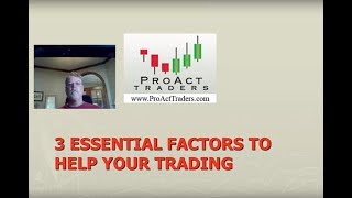 3 essential factors to know when trading the Forex