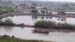 Dong Shan rice paddies and fish-farms