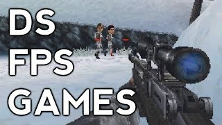Nintendo DS First-Person Shooter Roundup - minimme