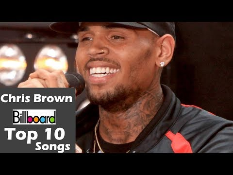 Chris Brown - Billboard USA Top 10 Songs | Greatest Hits | ChartExpress