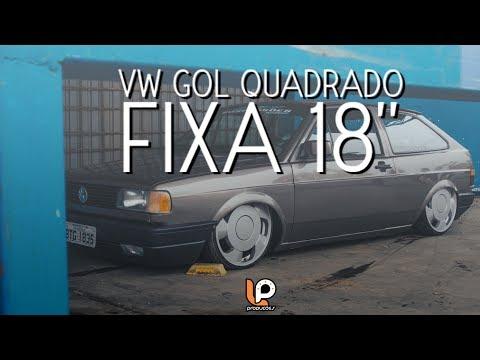 GOL Quadrado - FIXA - Orbital 18'' | LP Produções