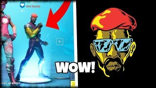 MAJOR LAZER IN FORTNITE! NEW CONCERT AND EXCLUSIVE SKINS! -Fortnite Battle Royale
