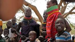 Дети вдов Африки