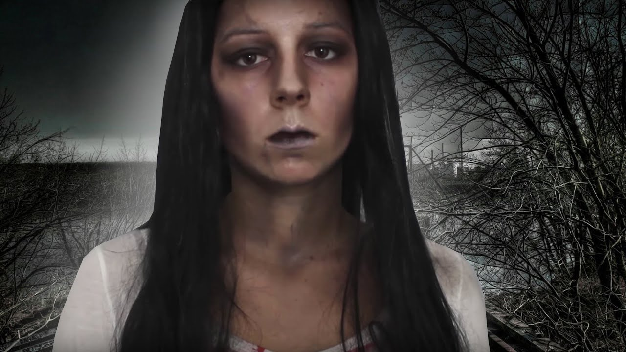 Maquillage halloween fille morte poss d e youtube - Maquillage vampire petite fille ...