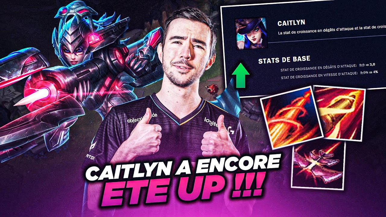 Download CAITLYN A ENCORE ETE UP, ENFIN !!!