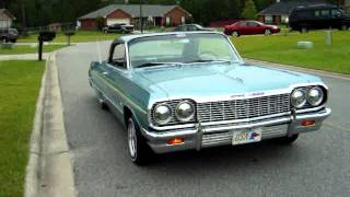 1964 impala walk around video