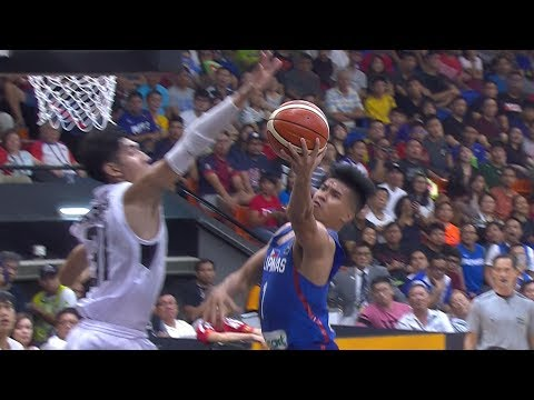 HIGHLIGHTS: Gilas Pilipinas vs. Thailand (VIDEO) SEA Games 2017 | August 20