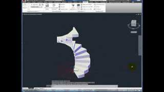 Disegnare una scala a chiocciola (helix Stairs) con le macro Di Autocad - Architettura