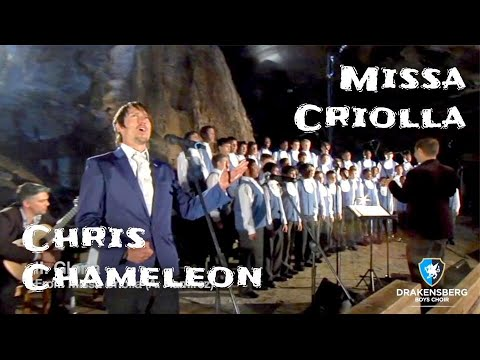 Chris Chameleon & Drakensberg Boys Choir – Missa Criolla (Gloria) in the Sudwala Caves