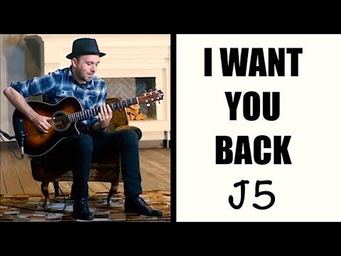 I Want You Back (The Jackson 5) - Gareth Pearson