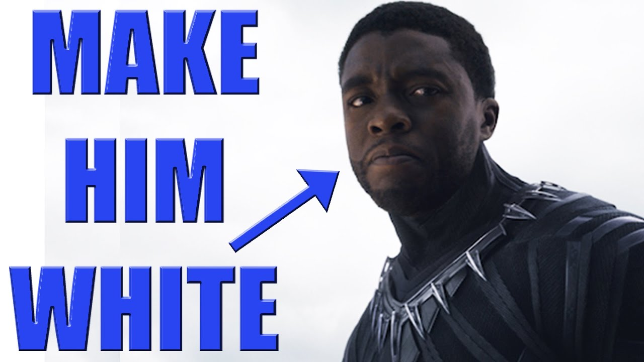how to make black panther